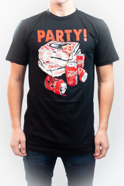 The Shadow Conspiracey Party T-shirt Small-0
