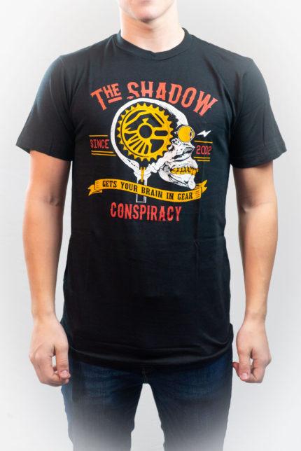 The Shadow Conspiracey Gear T-shirt-0