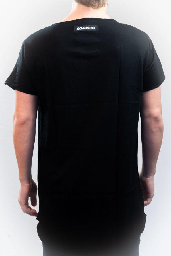Somewear Slacker Tee Chibby T-shirt Small-20780