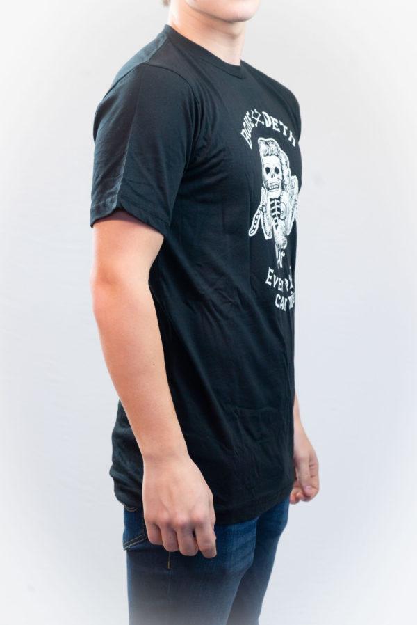 Bone Deth Death Can Die T-shirt Small-20751