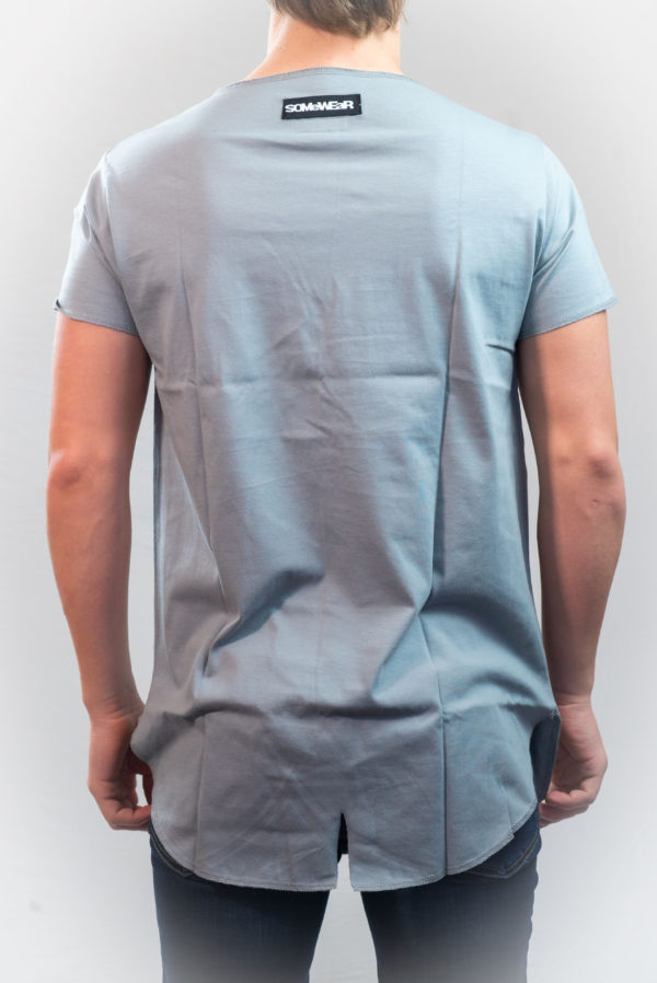 Somewear Frick Charcoal T-shirt Small-20738