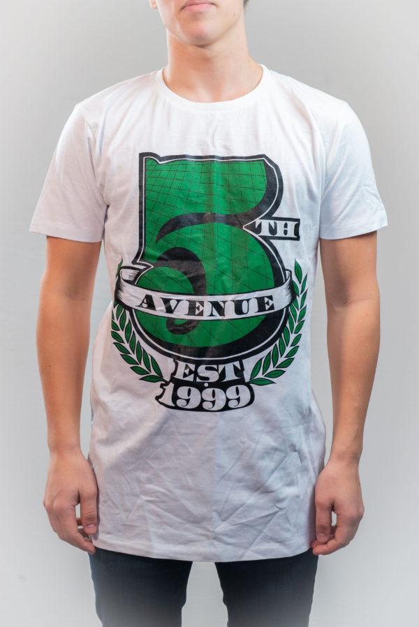 5 Avenue T-shirt Medium-0
