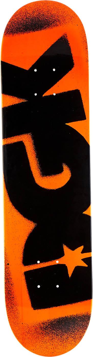 """DGK Logo Skateboard Bräda 7,75""""-0"""