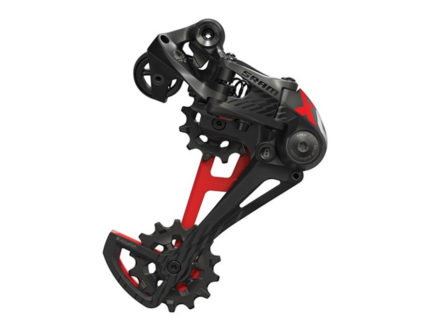 SRAM Rear derailleur Eagle X01 type 3.0 12 speed Black Red graphics -0