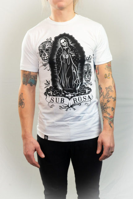 Subrosa Day of the Dead T-shirt-0