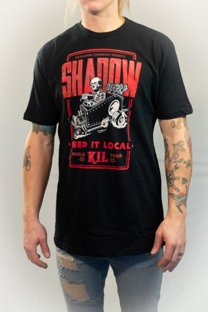 The Shadow Conspiracey T-shirt-0