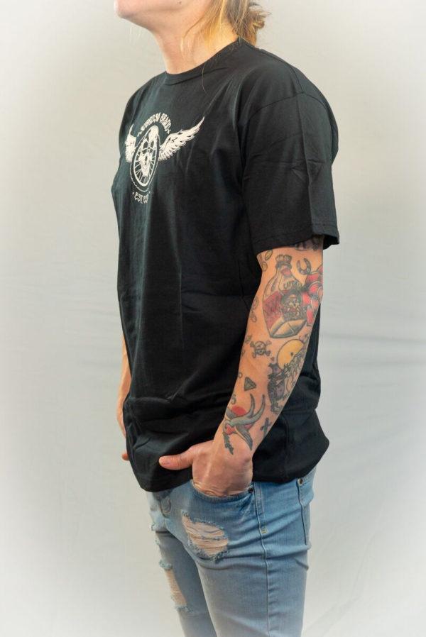 Subrosa Wings T-shirt-21173