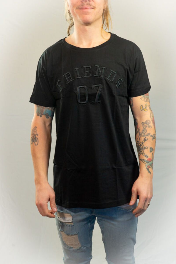Somewear Embroidery T-shirt-0