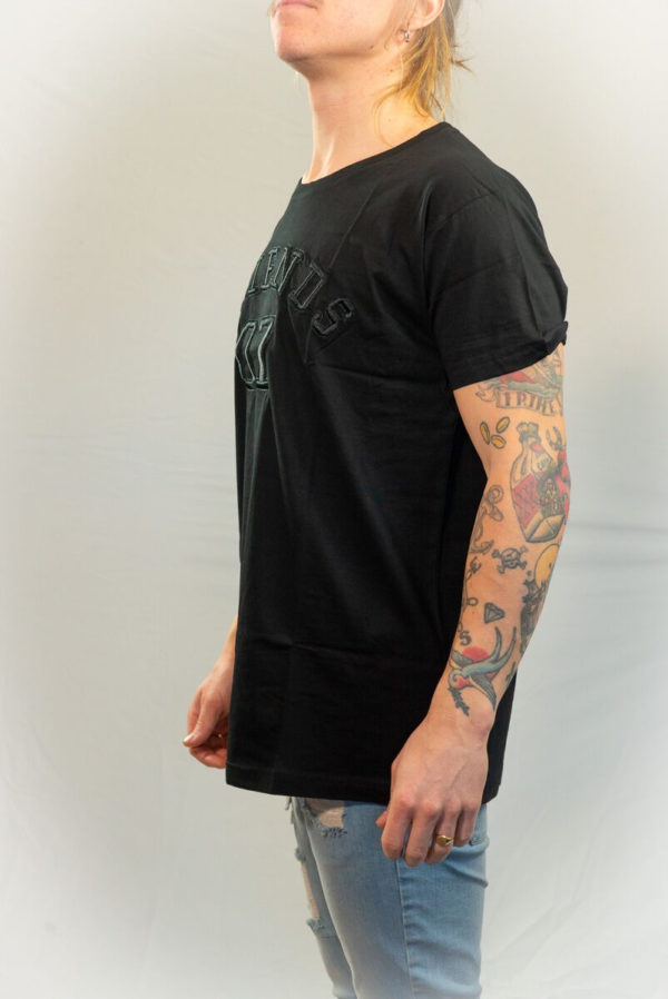 Somewear Embroidery T-shirt-21035