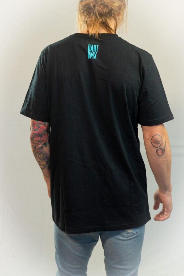 Dart BMX T-shirt Svart-20959
