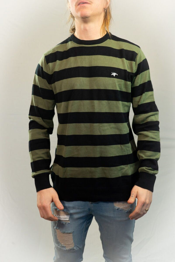 Animal Sentry Sweater Grön-0