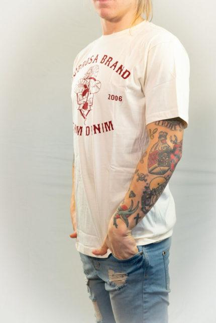 Subrosa Venom Demin T-shirt-0