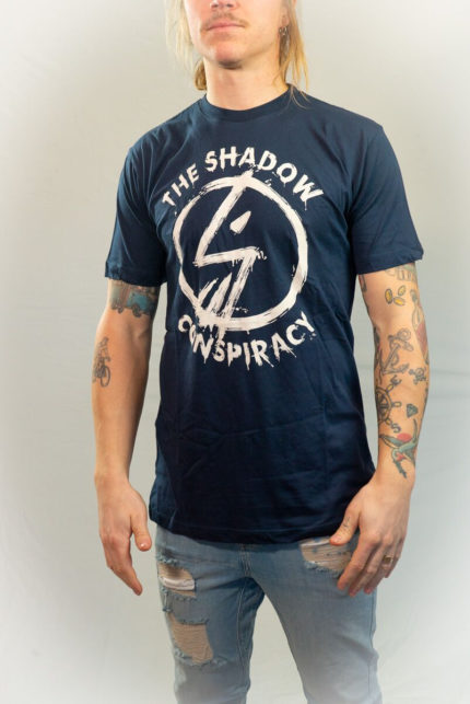 The Shadow Conspiracy Rook Navy T-shirt-0
