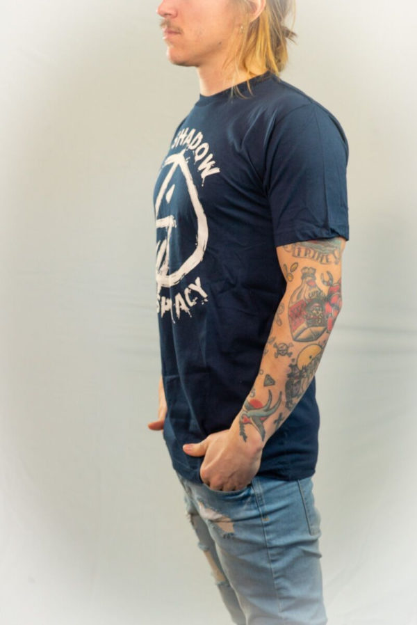 The Shadow Conspiracy Rook Navy T-shirt-21167