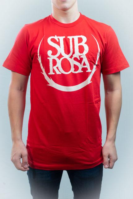 Subrosa Crest Logo T-shirt-0
