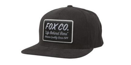 FOX Resin Snapback-0