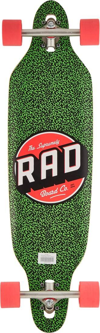 "RAD Longboard 36"" - Static Green -0"