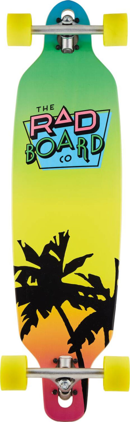 "RAD Longboard 36"" - Surf Block -0"