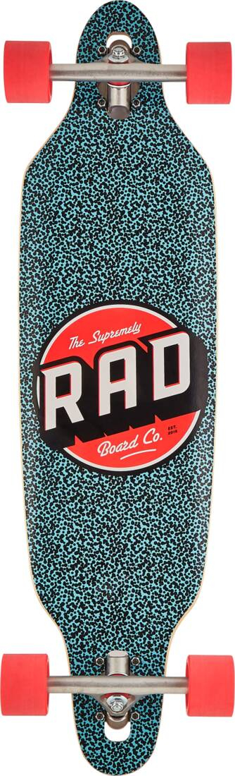 "RAD Longboard 36"" - Static Blue -0"