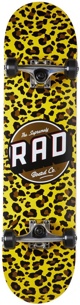 """RAD Dude Crew 7.75"""" - Leopard-0"""