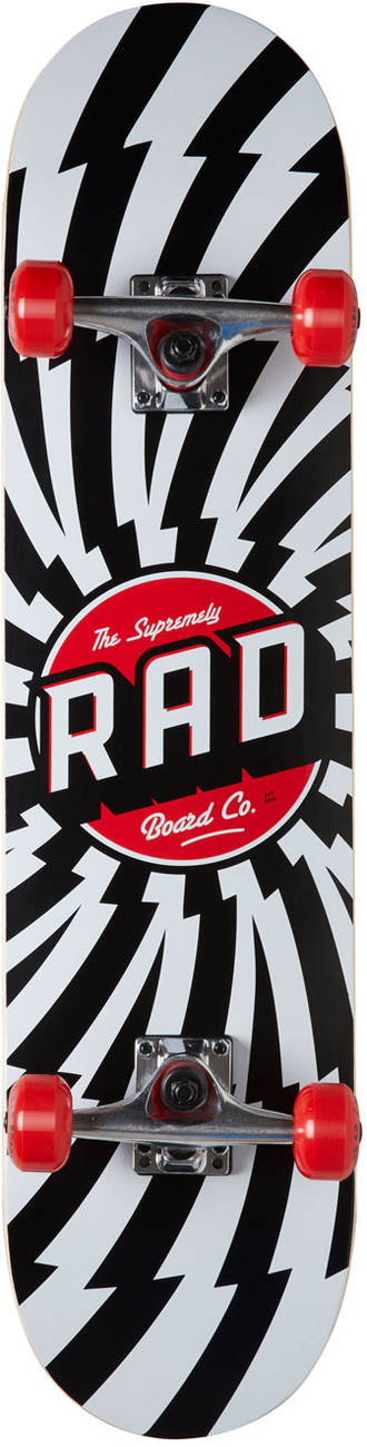 "RAD Dude Crew 7.75"" - Volts -0"
