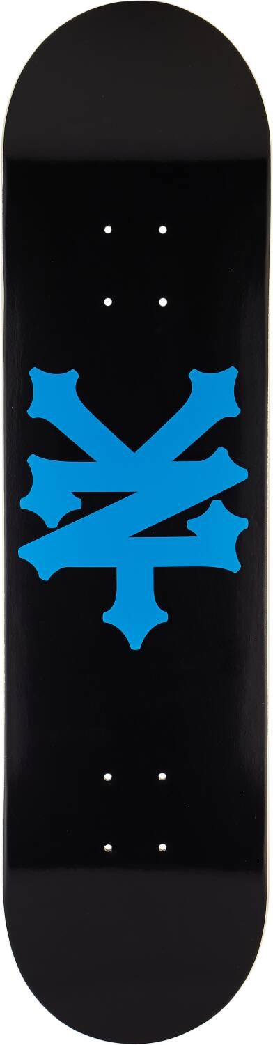 "Zoo York Big Cracker Deck 7.875"" - Midnight -0"